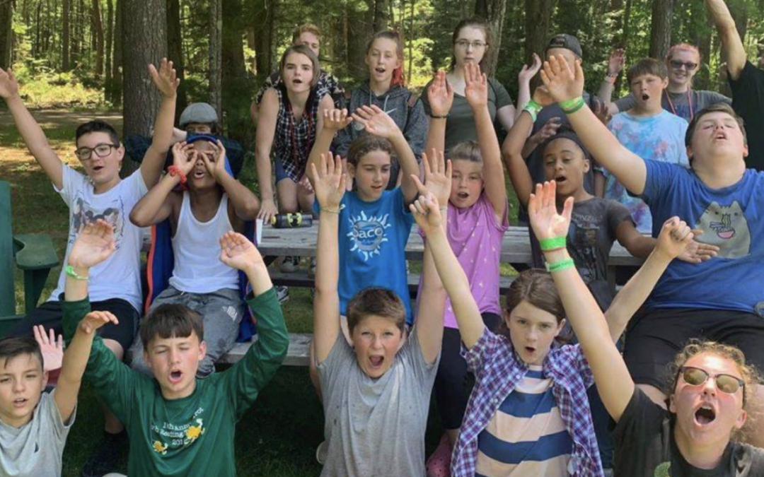 The Benefits of Summer Camp for Kids